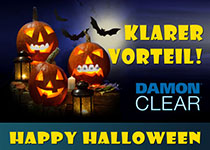 Dr. Andersson & Gaugel Damon Clear Halloween