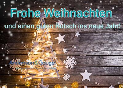 Weihnachten 2019 Köln.News Kieferorthopädie Köln Andersson Gaugel